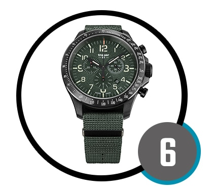 Traser TS-109463 P67 Officer Pro Chronograph
